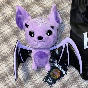 Killstar Vampir PastelPunk Kreepture w/tag & bag!